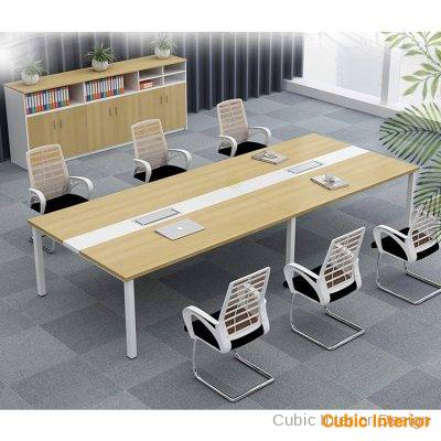 Conference Table 0006 example of Round Meeting Table