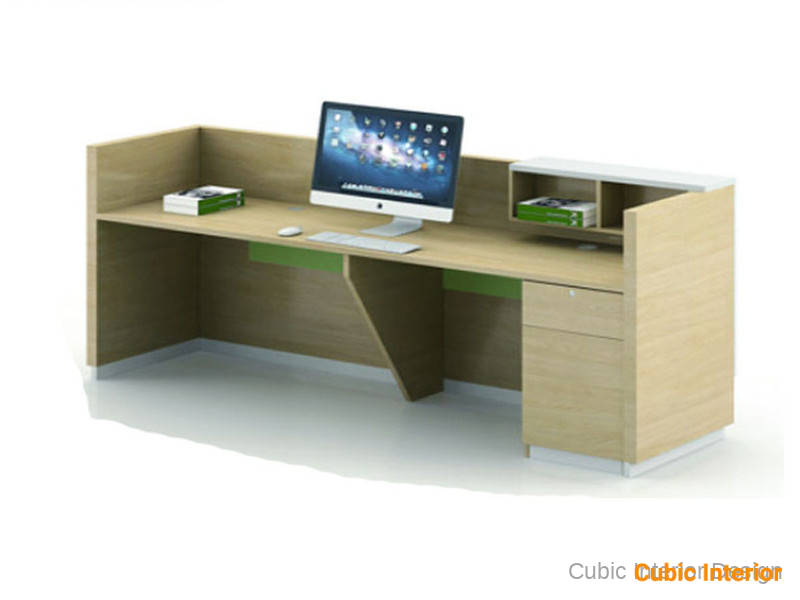 Reception Desk 0008 for Modern Reception Table