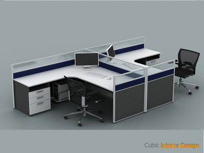 office workstation 0011