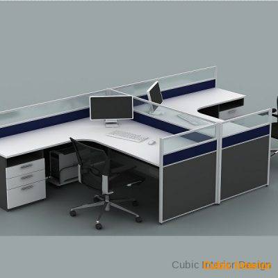 office workstation 0011