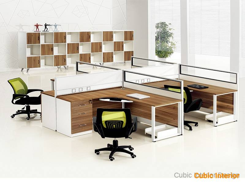 office workstation for interior design moden