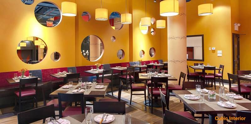 restaurant interior design in dhaka, bangladesh