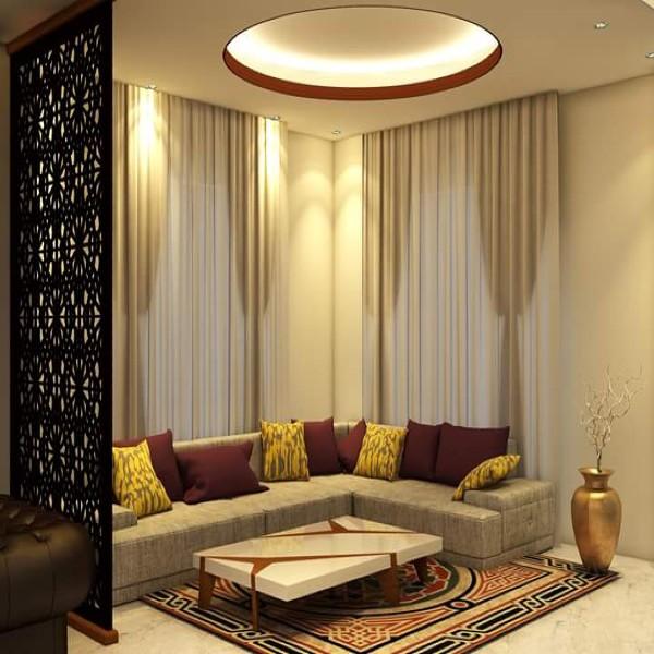 INTERIOR DESIGN for living room design