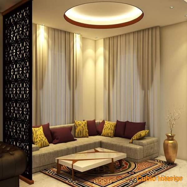 INTERIOR DESIGN for living room design