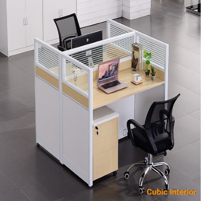 cheap price fashionably simple structure high quality office workstation