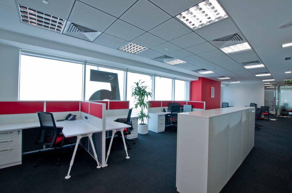 modern office desk design
