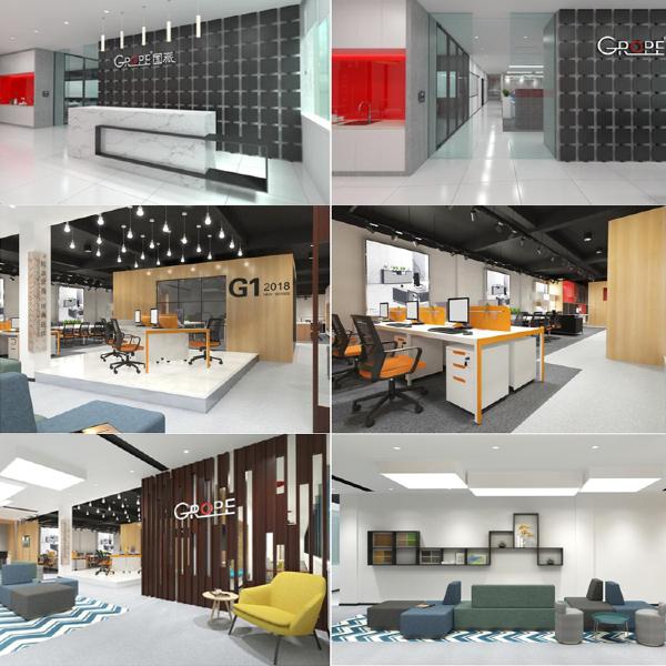 OFFICE INTERIOR DESIGN BD