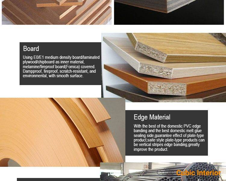 High quality raw materials for office desk