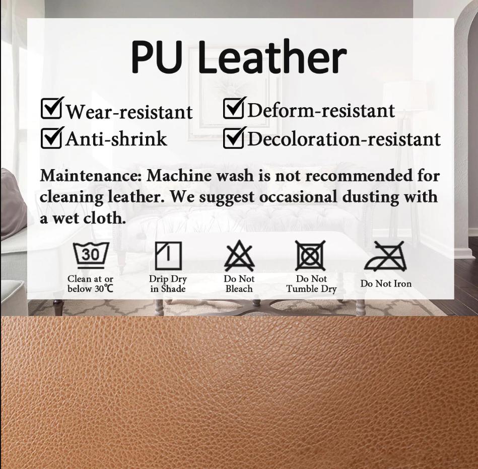 beanbag sofaas pu leather