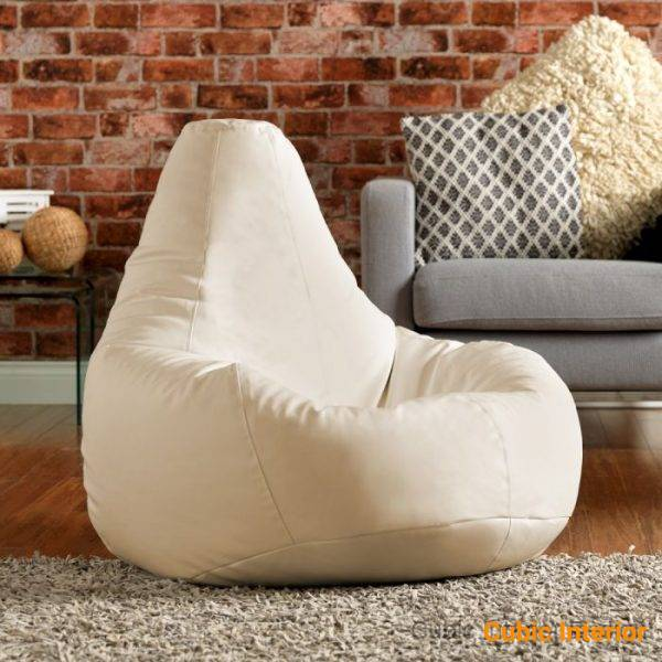 Bean Bag Cream color