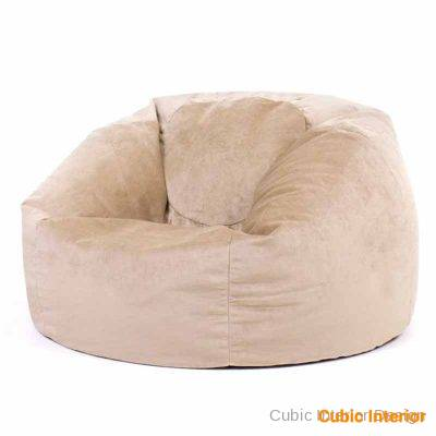 pumpkin shape classic beanbag